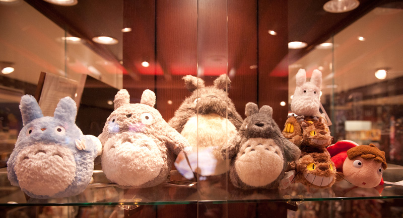 Epcot, Disneyland, Disney, Walt Disney, Florida, Disney World, World Showcase, Japan, Toys, Plush, Cuddlies, Totoro, Ponyo, Studio Ghibli, Japanese, Anime