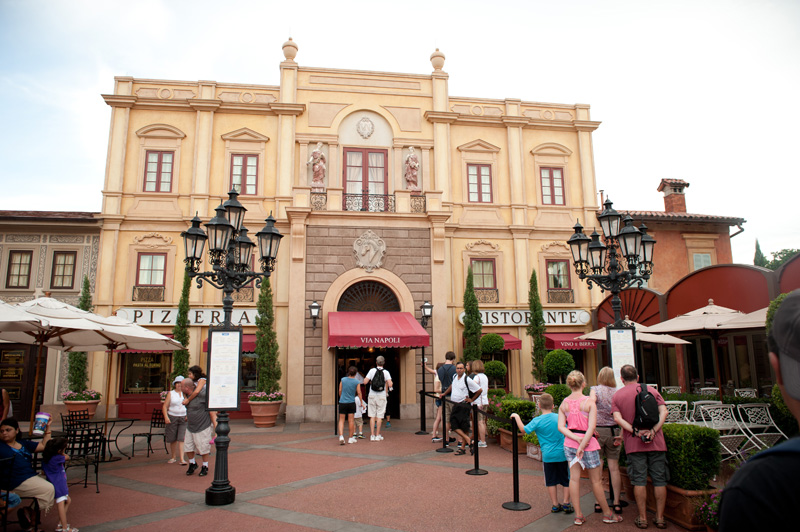 Epcot, Disneyland, Disney, Florida, Disney World, Walt Disney, World Showcase, Italy, Restaurant