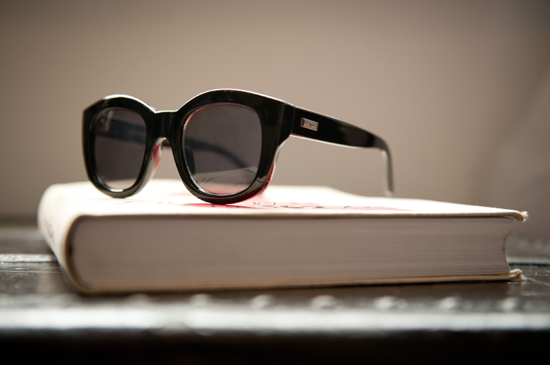 Le Specs, Runaways, Sunglasses, Sunglasses Shop, wayfarer, Chunky, Black, Angular, Thick