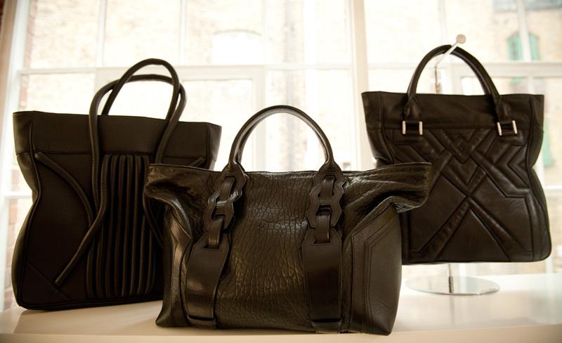 Bracher Emden, Black, Bags, Handbags, Tote, Unique, Handmade, Large, Big, Textured, Quilted, Bora Aksu, Leather