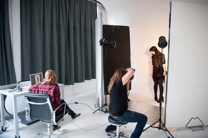FAIIINT, More Magazine, Fashion, Studio, Shoot, Photography, Behind The Scenes, Snap Studios, London, Fashion Blogger, Press, Feature,