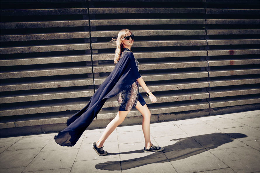 Three Floor Fashion, Lookbook, Grunge