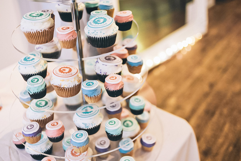Voucher Codes Most Wanted Blogger Swap Shop Party Event Cupcakes