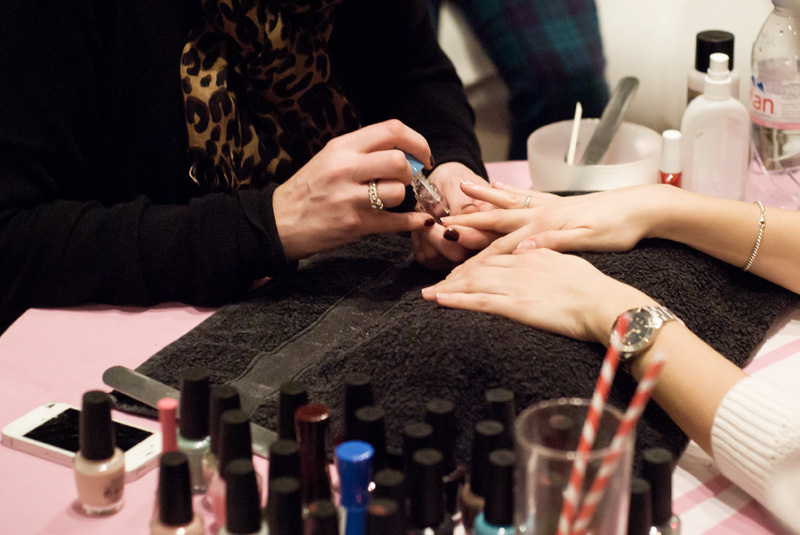 Voucher Codes Most Wanted Blogger Swap Shop Party Event Manicures