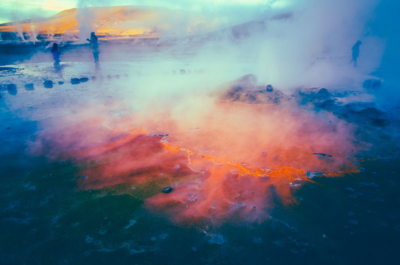 Owen Perry El Tatio Geyser Field Chile Landscape Photography