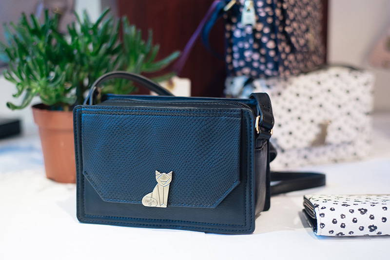 FAIIINT Nica Handbags spring summer 2015 press day preview