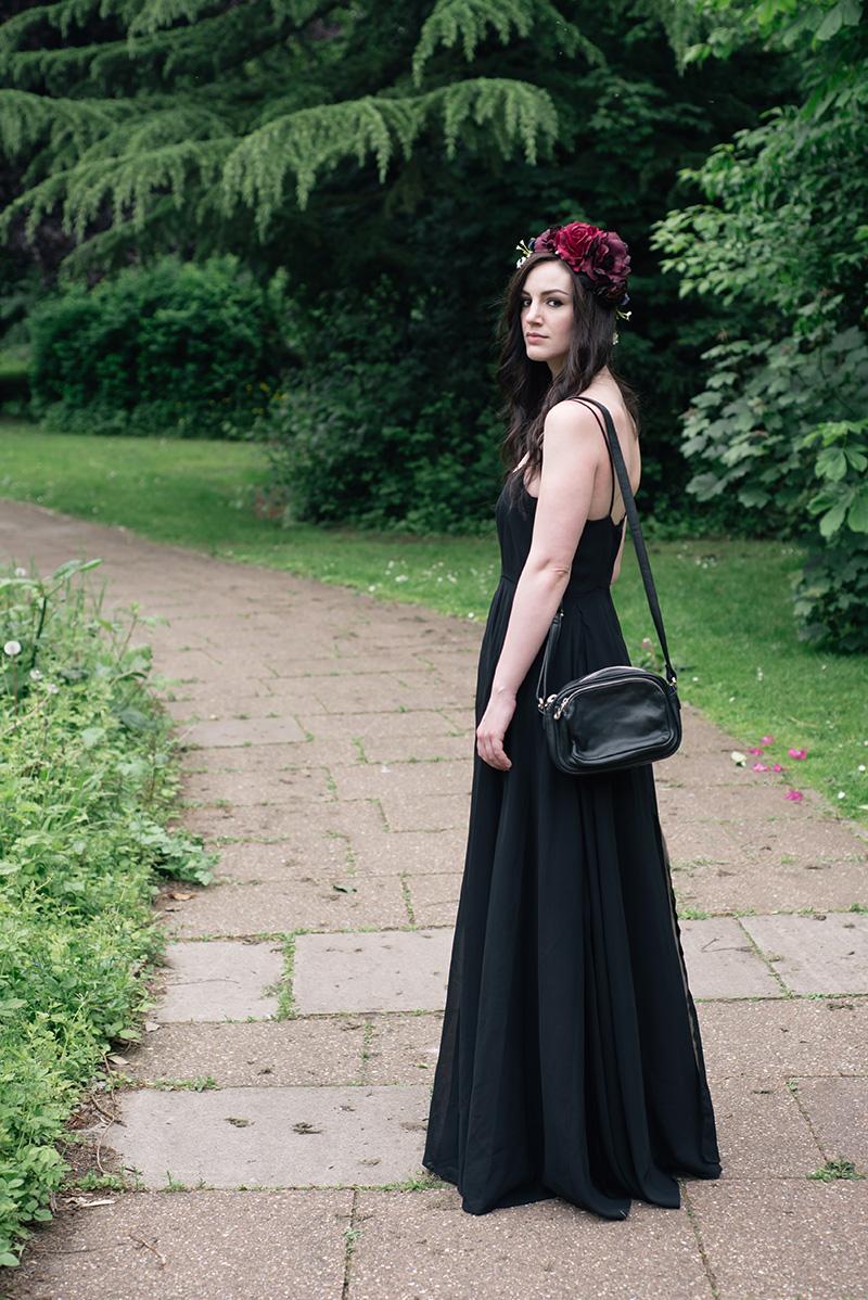 Gothic Style Wedding Dresses 61 Cool Fashion blogger Stephanie of