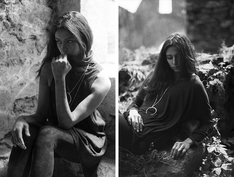 Wolf + Sadie x Lykanthea Restless lookbook photographed by Krist Mort