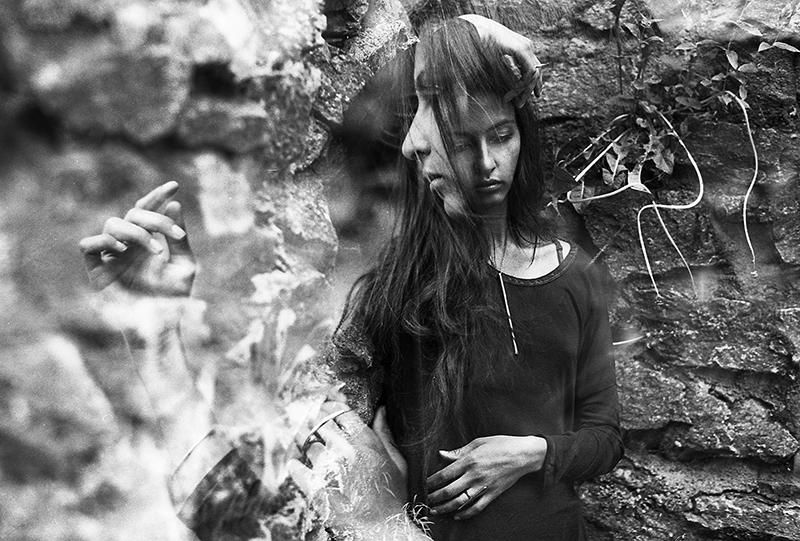 Wolf + Sadie x Lykanthea Restless lookbook photographed by Krist Mort