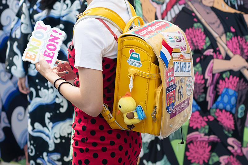 Hyper Japan festival 2016 Kensington Olympia. Fashion outfit details.