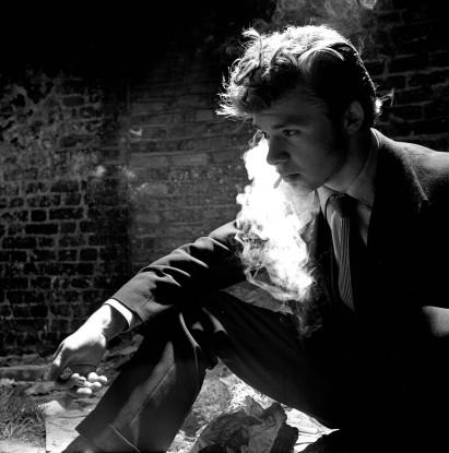 Teddy Boy, Teds, Smoking, 50's, Suit