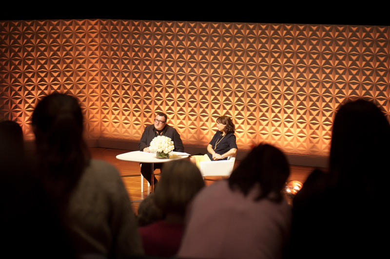Vogue Festival 2013 Alber Elbaz 'The Dream & Reality of Fashion' Talk
