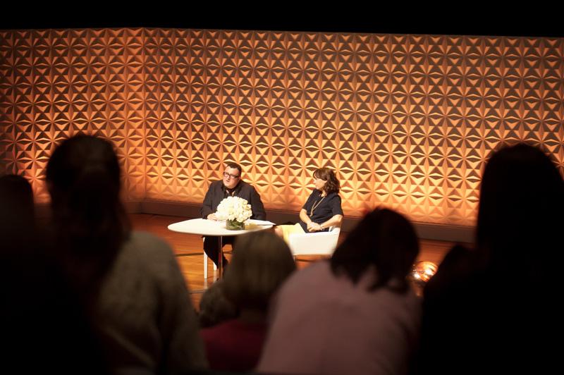 Vogue Festival 2013 Alber Elbaz 'The Dream & Reality of Fashion' Talk