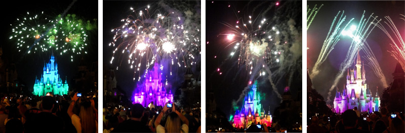 Magic Kingdom, Castle, Cinderella, Disney, Disneyland, Walt, Disney World, Fireworks, Display, Princess, Fairytale, Magical