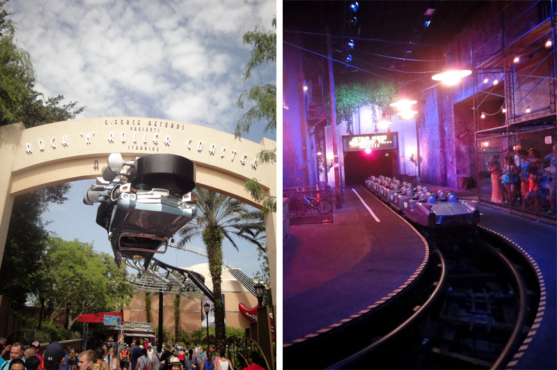 Disney, Hollywood Studios, MGM, Rock 'n' Roller Coaster, Aerosmith, Florida, Walt Disney, Disneyland, Walt Disney World,