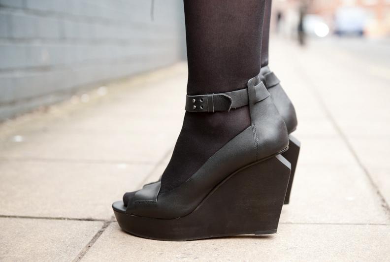 FAIIINT, Outfit, Detail, Finsk, Skin by Finsk, Shoes, Wedges, Heels, Sandals, Black