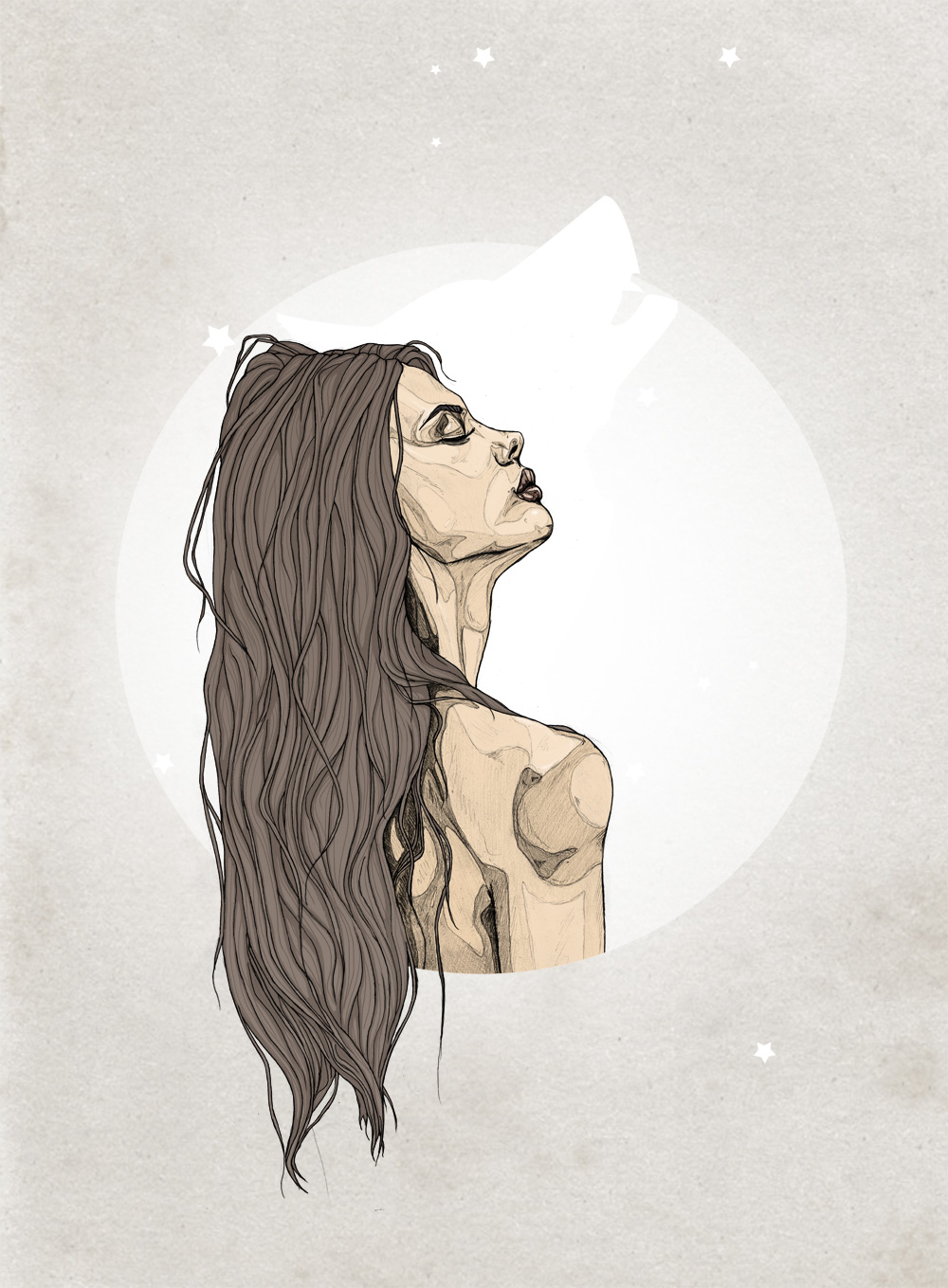 Girl wolf tumblr - photo#17