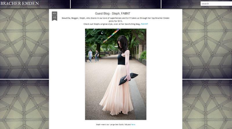 Bracher Emden, FAIIINT, Feature, Guest Blog, Stephanie Brown, Press,
