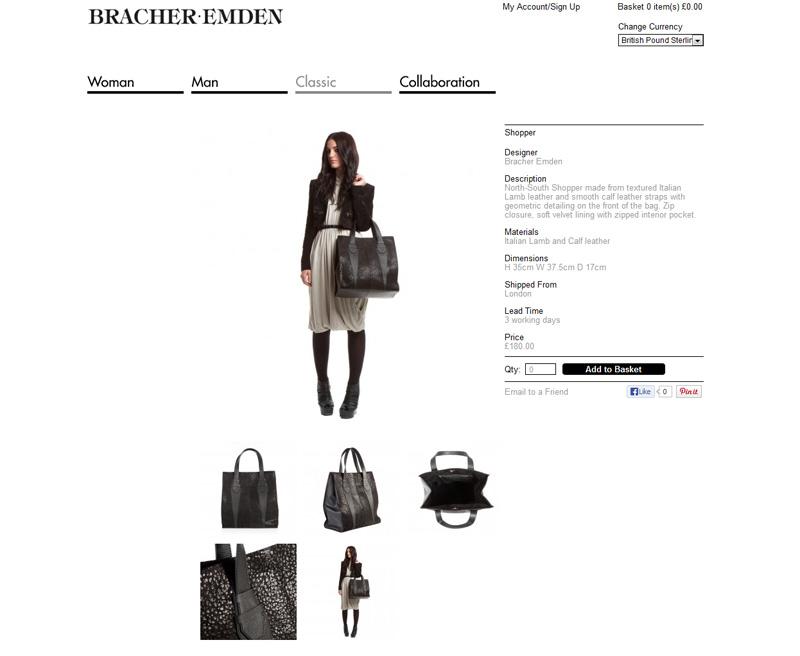 Bracher Emden, Classic Collection, FAIIINT, Press, Feature, Modelling, Online,