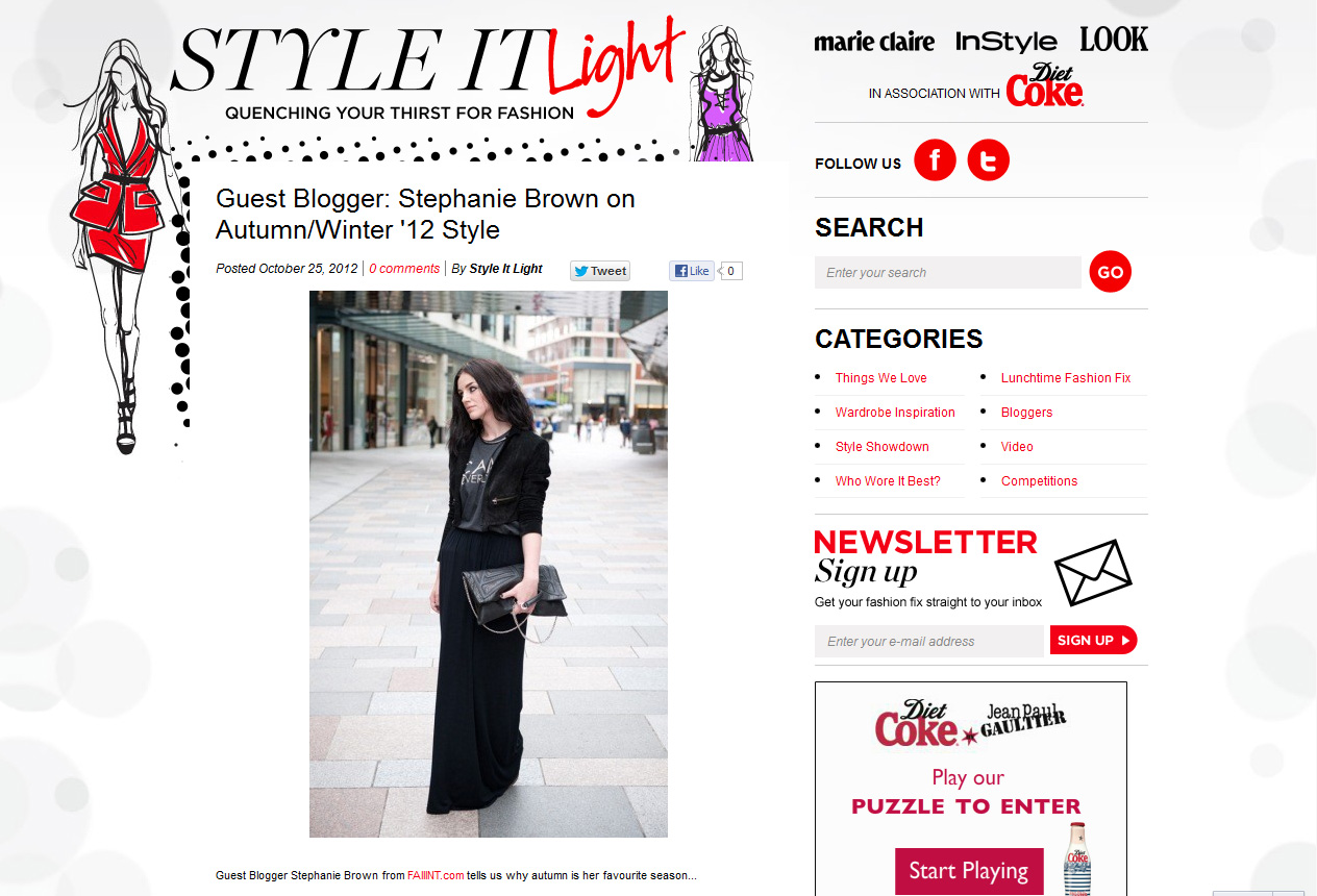 Fashion Bloggers Style Network Watch Online