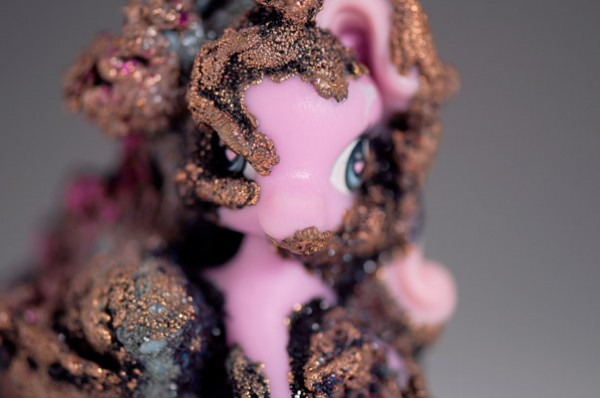 Maud Traon, Rings, Jewellery, Jewelry, Glitter, Spikes, Space, Galaxy, My Little Pony, Kitch