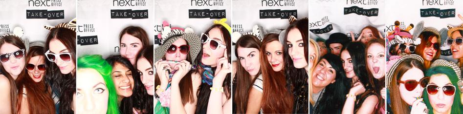 FAIIINT, Next, NextPOTO, Fashion, Bloggers, Event, Press Office Takeover